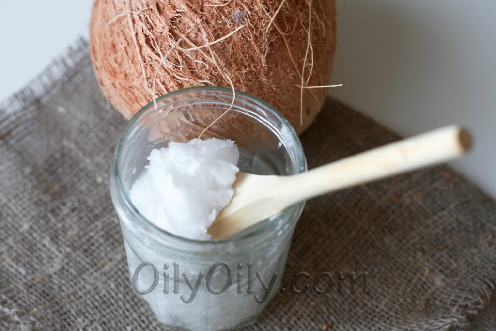 coconut oil DIY