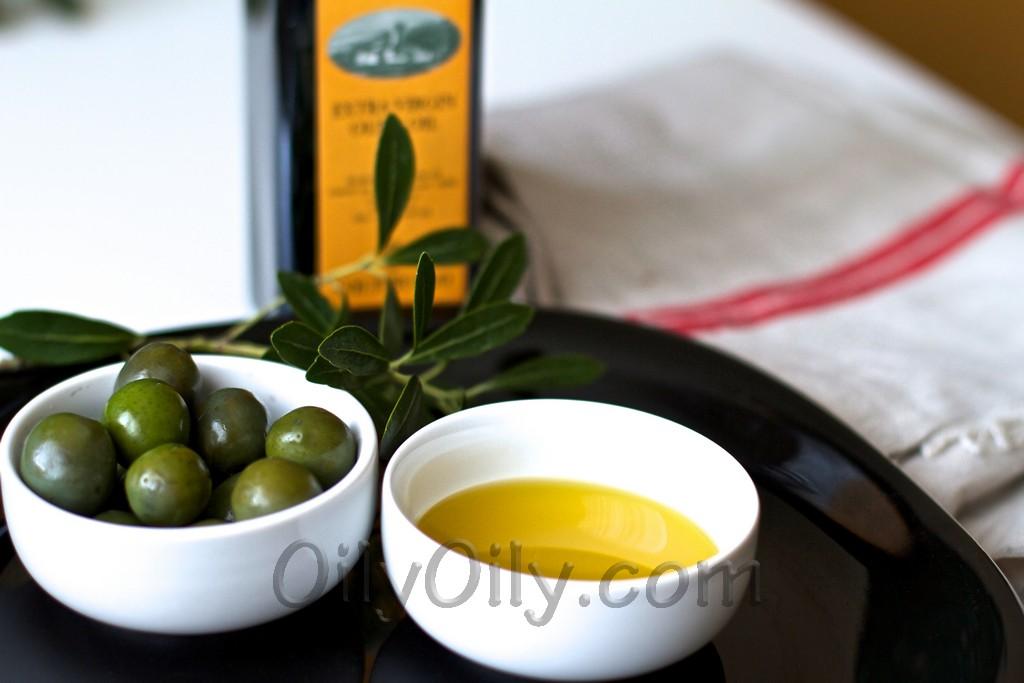 olive oil pulling
