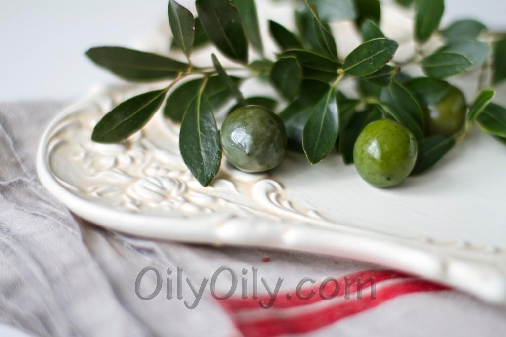 olive oil acne