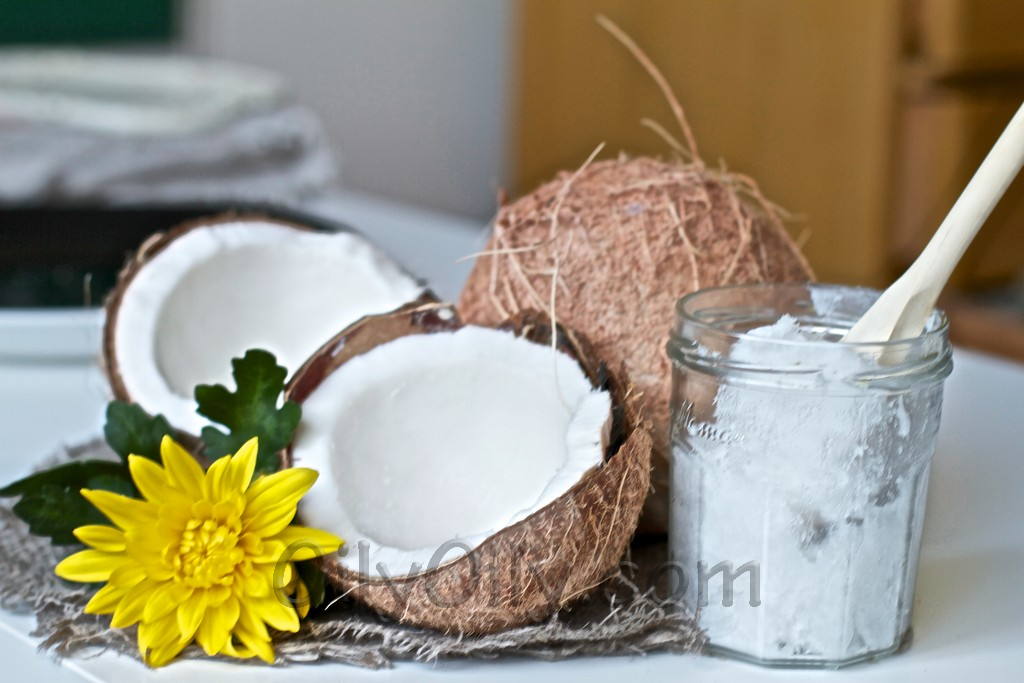 coconut oil sunscreen