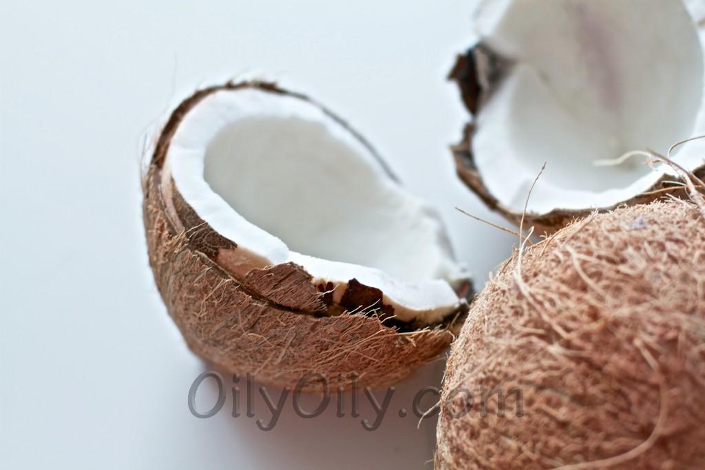 coconut oil acne