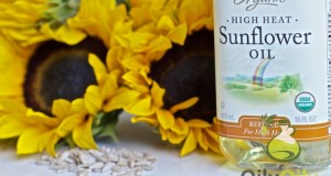 sunflower oil skin