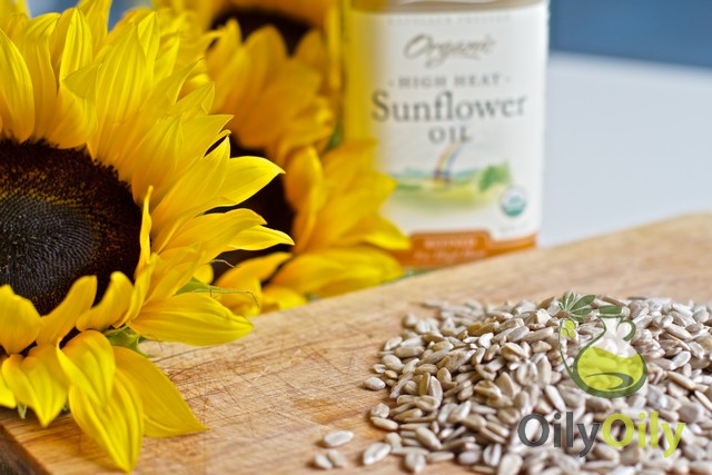 sunflower oil top uses