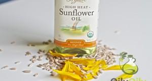 sunflower oil nutrition