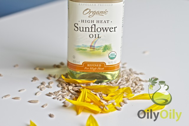 sunflower oil nutrition