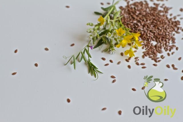 flaxseed oil uses