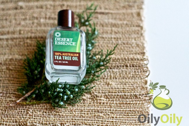 tea tree oil yeast infection