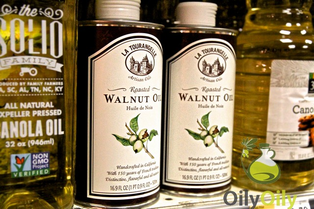 walnut oil hair