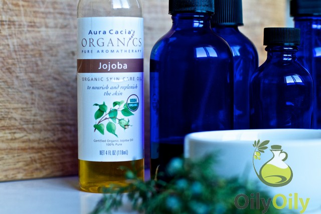 oil cleansing method jojoba