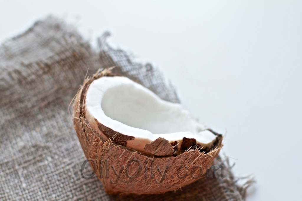 coconut oil eczema