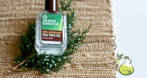 tea tree oil for rosacea