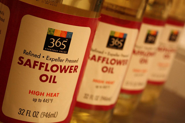 safflower oil for dogs