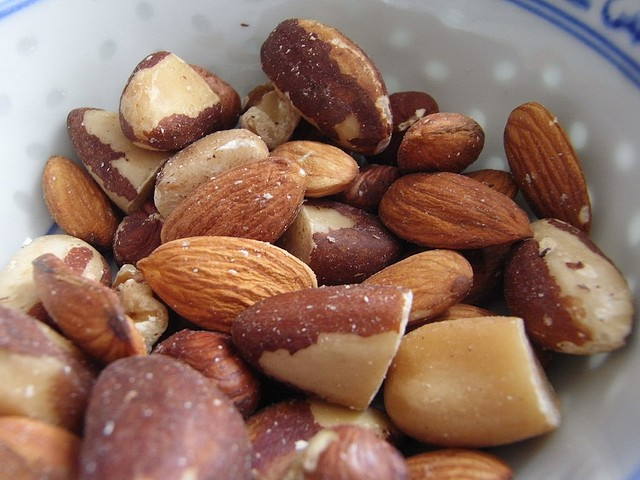 cooking with almond oil