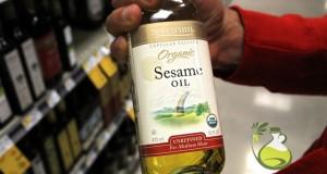 sesame oil uses