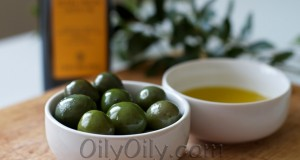 olive oil constipation