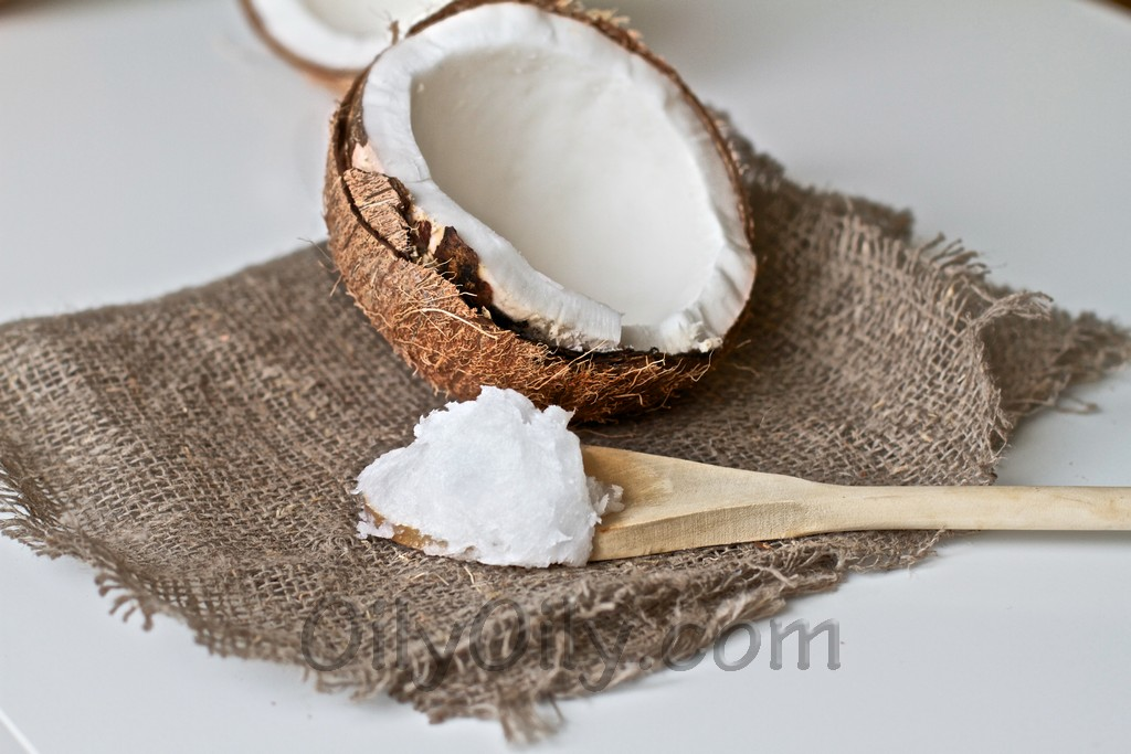 bulk coconut oil