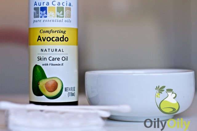 avocado oil for hair