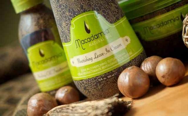macadamia nut oil recipes