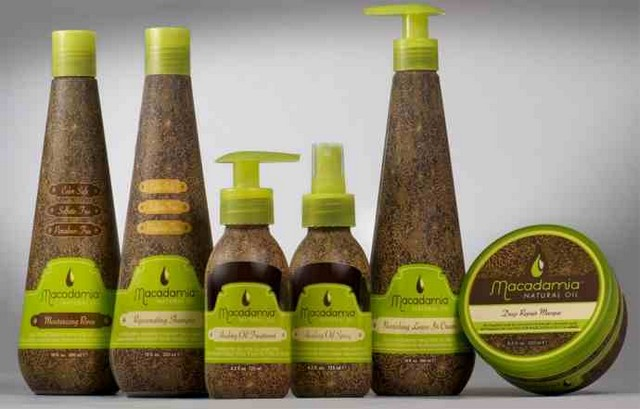 uses for macadamia nut oil