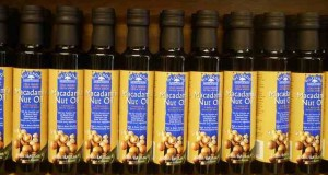 what is macadamia nut oil