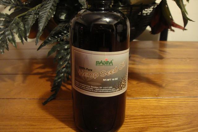 hemp oil uses