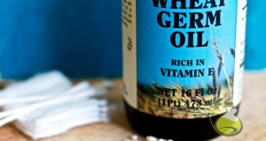 wheat germ oil for stretch marks